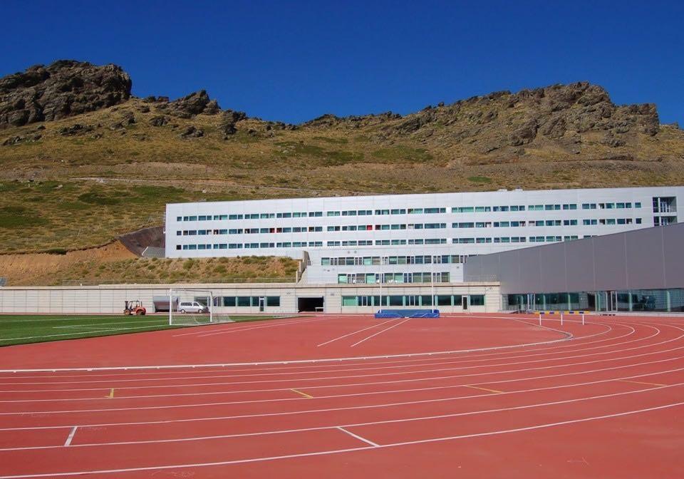Training camp accommodation Sierra Nevada, Spain