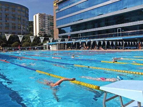 Olympic Size Pool Calella, Spain