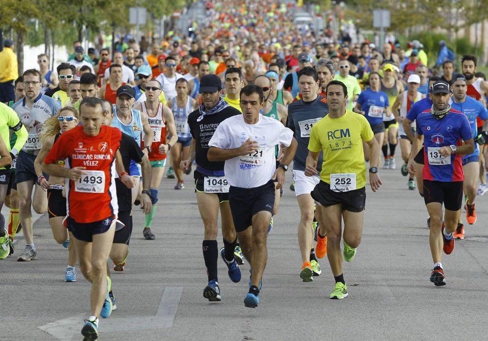Half marathon Torremolinos