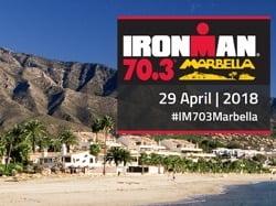 Ironman 70.3 Marbella logo