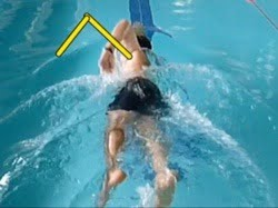 Swim technique analysis
