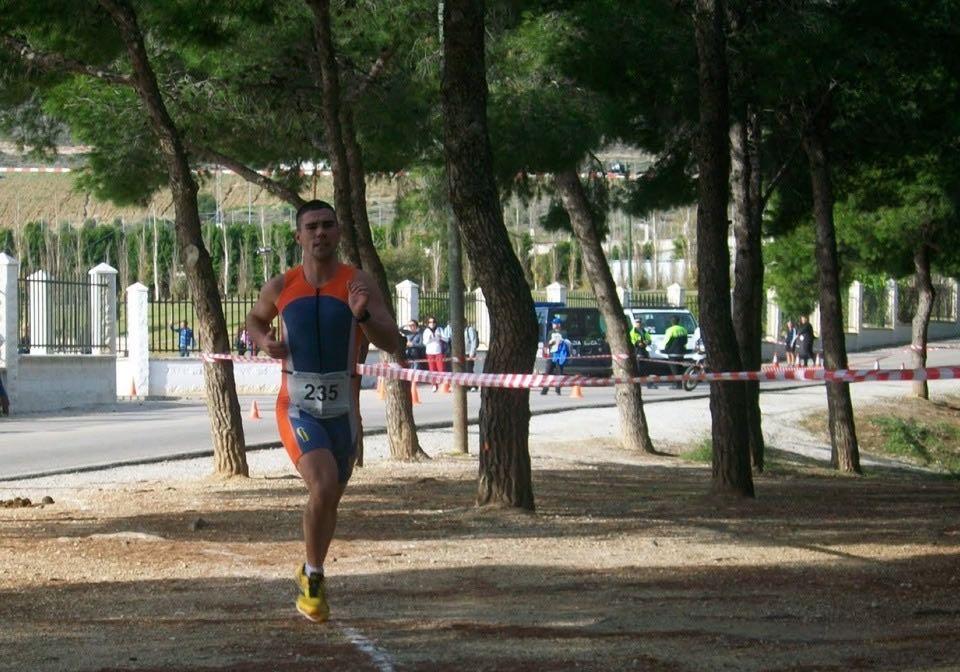 Sprint triathlon Torremolinos