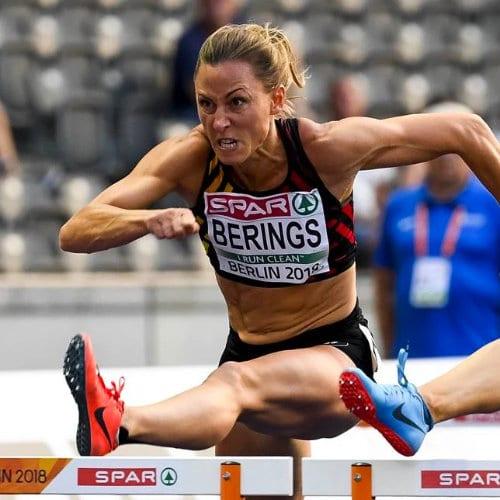 Eline Berings Strong Supplies Ambassador