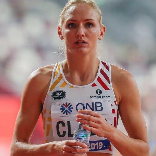 Hanne Claes Strong Supplies Ambassador