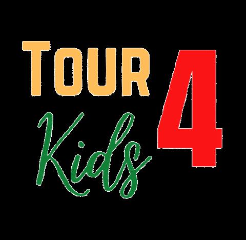 Tour4Kids Zwift logo